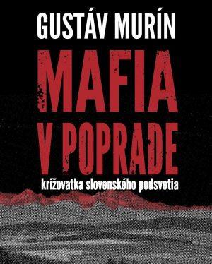 Mafia v Poprade, obálka knihy
