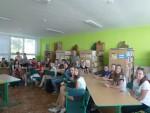 So žiakmi vo Vrútkach.