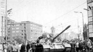 21. august,1968, okupácia