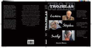 Prebal knihy Trojhlas