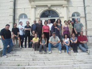 Medzinárodný workshop pre mladých autorov